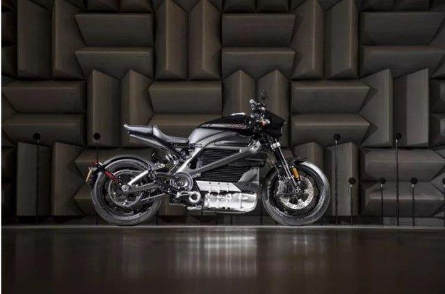 Готовьте  000: Harley-Davidson начнет прием заказов на свой электробайк