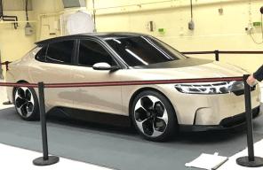 NEVS выпустит два электромобиля на базе SAAB: появились первые фото