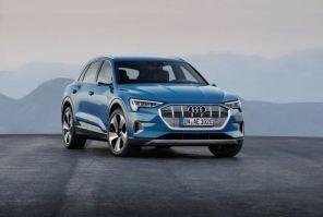 Электромобили Audi e-Tron смогут быть источниками энергии для дома