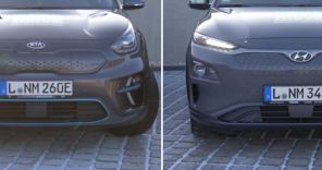 Какой электрокроссовер лучше: Hyundai Kona Electric или Kia Niro EV. Сравнительный тест