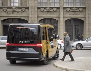MOIA прелесть: в Германии запускают каршеринг на электрофургонах Volkswagen