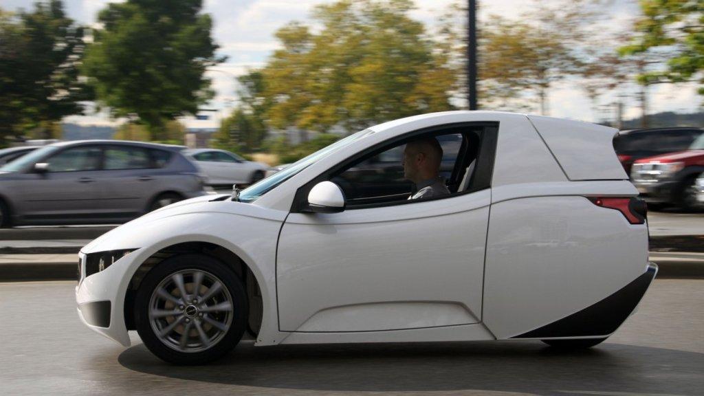,5 тысяч и 160 км на одном заряде: в Китае начали собирать самый странный электромобиль в мире