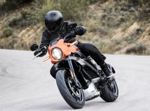 Harley-Davidson показали свой первый электробайк LiveWire и раскрыли характеристики
