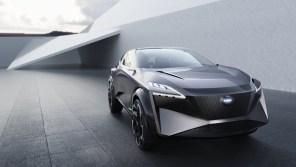 Витрина технологий: все, что известно о новом концепт-каре Nissan IMQ