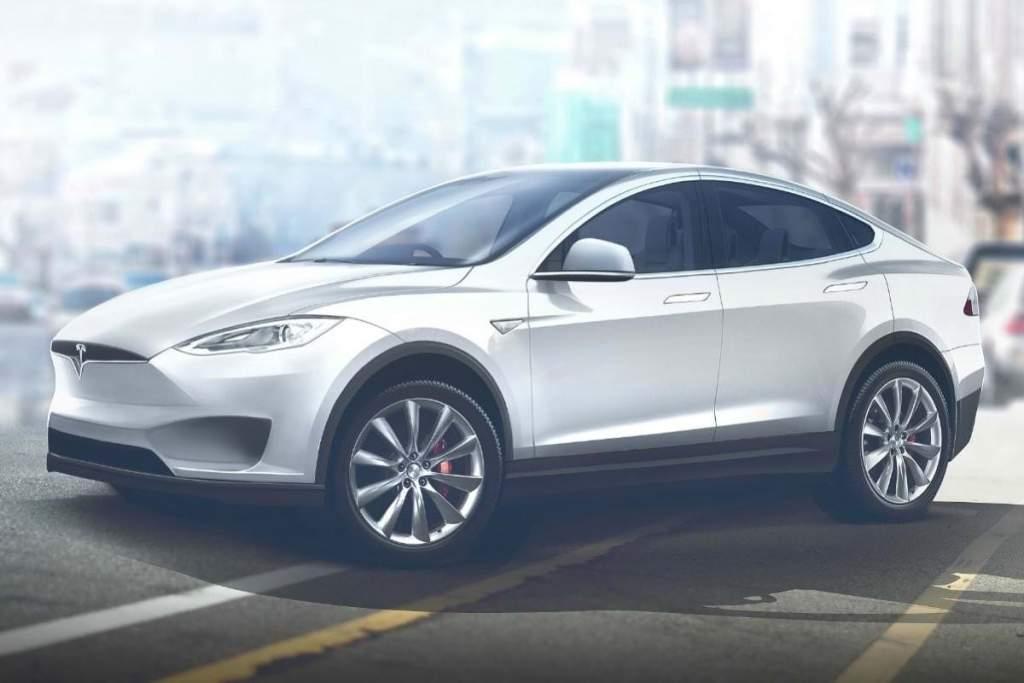 Tesla Model Y будет внедорожником: Маск представит электромобиль 14 марта