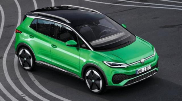 Бюджетный электрокроссовер с запасом хода 400 км: Volkswagen бросит вызов Tesla
