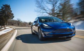 Tesla Model 3 стала самым продаваемым электромобилем на трех европейских рынках