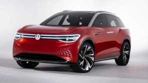 Volkswagen рассекретил внешность своего электричекого кроссовера I.D. Roomzz