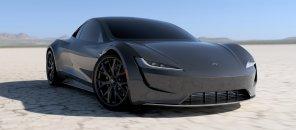 """Компания Tesla показала на видео """"безумное"""" ускорение своего Roadster"""