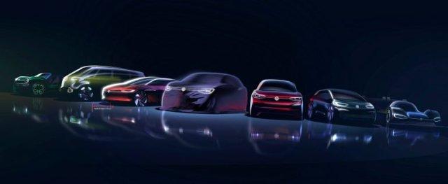 Volkswagen рассекретил еще одну деталь нового электромобиля ID. ROOMZZ