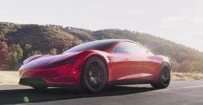 Tesla Roadster обещает быть первым спорткаром с полноценным багажником: что известно