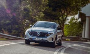 В Mercedes подтвердили, что готовят еще несколько электрических моделей
