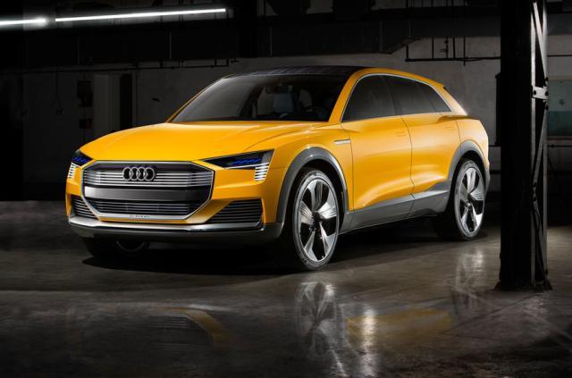 Audi начнет развивать производство водородных авто: первую новинку представят в 2019