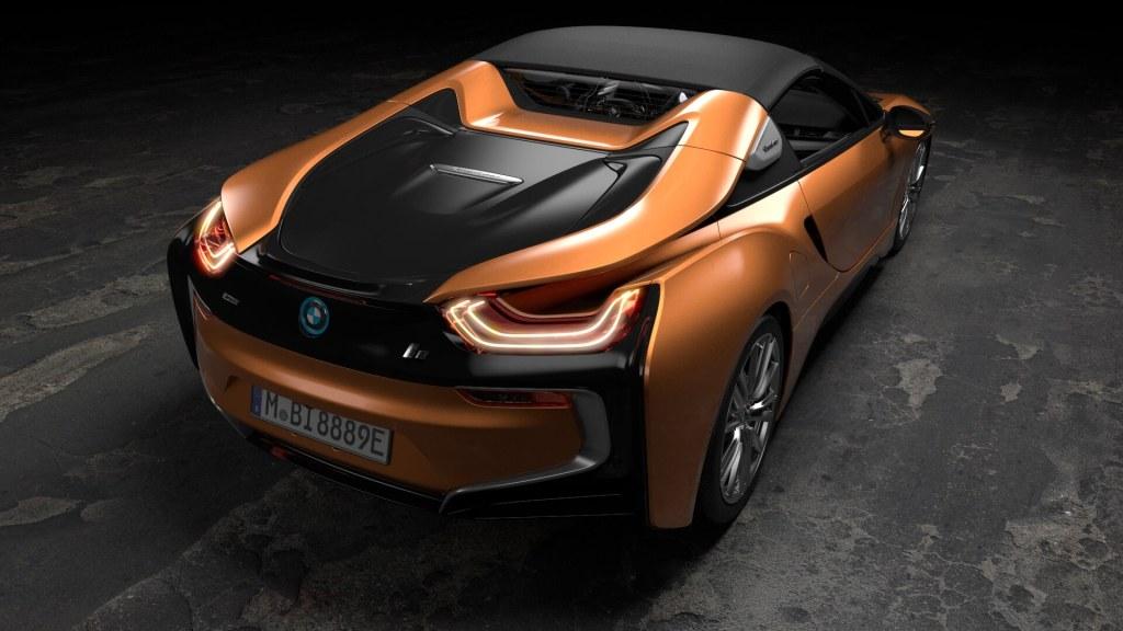 Без гибридов: спорткар BMW i8 хотят выпускать только в виде электромобиля