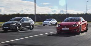 Украинцы стали чаще покупать Tesla: рынок авто на электротяге вырос больше, чем на 1 000 штук