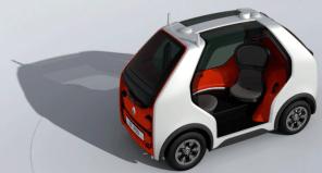 Милота в миниатюре: Renault показали, как будет выглядеть электрический беспилотник EZ-POD