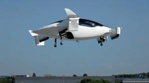 Видео дня: воздушное электротакси Lilium Jet совершило первый успешный полет