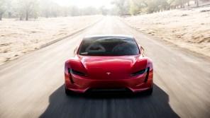 Илон Маск: технологии Space X позволят Tesla Roadster обойти всех конкурентов