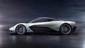 Aston Martin приготовил для Джеймса Бонда гиперкар с электромотором: опубликованы фото