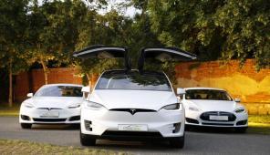 Будет только дорожать: Tesla добавит новым Model S и Model X по электромотору