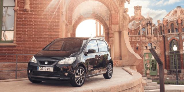 Клон Skoda Citigo: Seat представил свой первый электромобиль