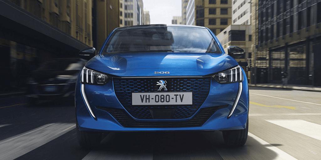 Peugeot начал принимать заказы на электромобиль e-208: названы цены