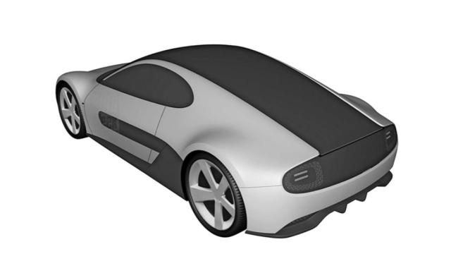Honda запатентовала спортивное электрокупе: опубликованы фото