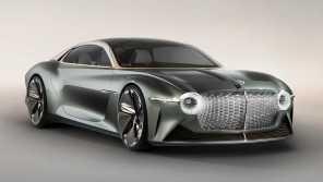 2,5 секунды до сотни: 6-метровый Bentley EXP 100 GT будет электрическим