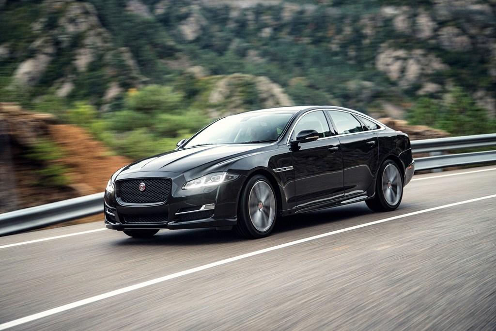Британцы подтвердили выпуск электрической версии седана Jaguar XJ