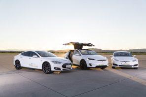 """Tesla избавляется от """"лишних"""" комплектаций электромобилей Model S и Model X"""