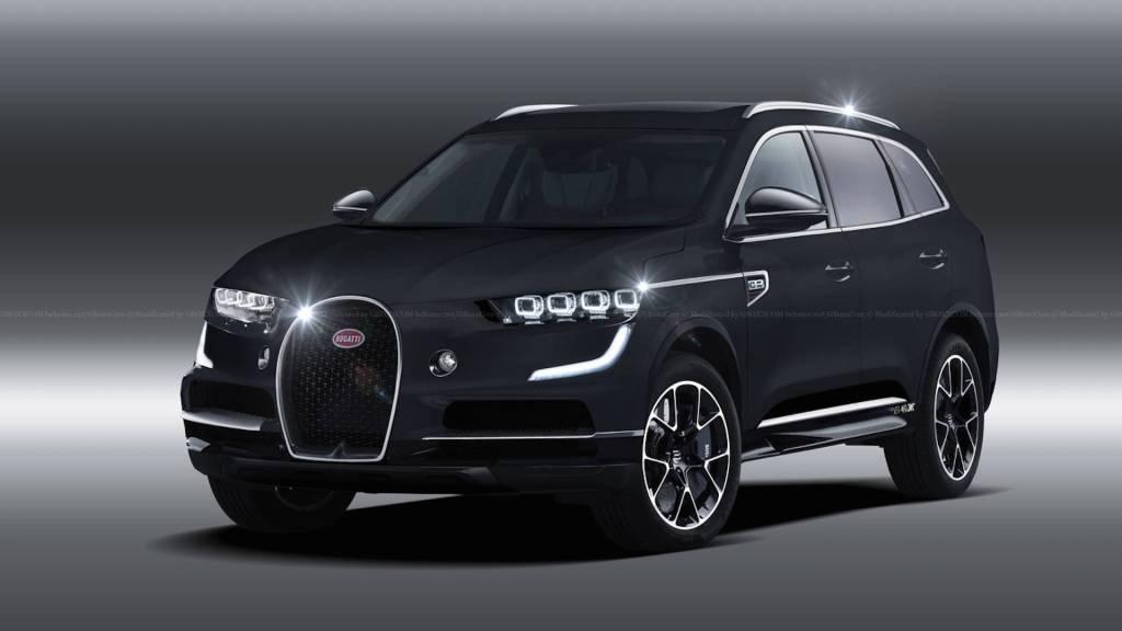 Bugatti тайком строит роскошный электромобиль на базе спорткара Rimac: что известно