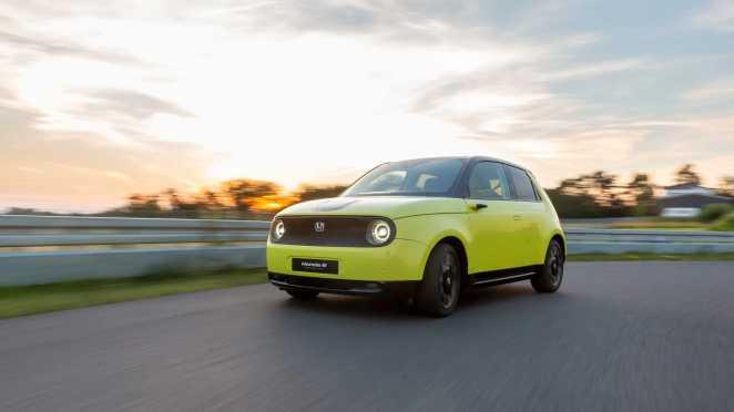 Honda до 2022 року відмовиться від дизельних автівок на користь електромобілів