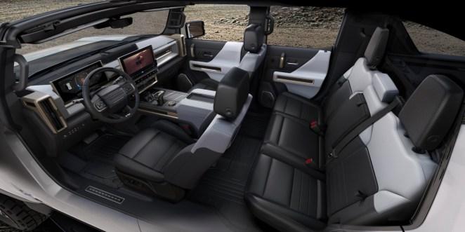 Електричний позашляховик Hummer презентовано офіційно: всі характеристики і ціни