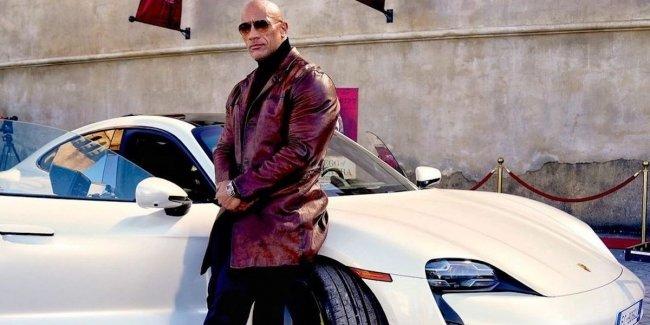 Porsche Taycan зірвав знімальний процес для Netflix: актор не помістився в електромобіль