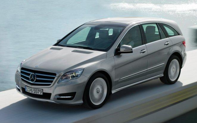 Mercedes-Benz відродить R-Class: тепер це буде 1000-сильний електрокросовер
