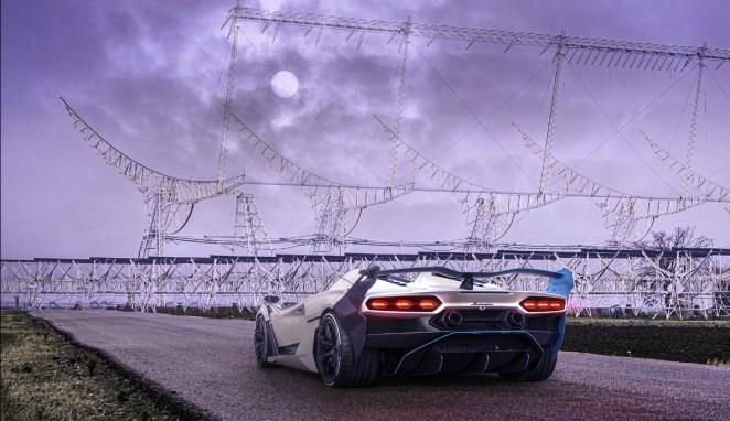 Lamborghini побудувала унікальний 770-сильний суперкар на замовлення - вартість не називають
