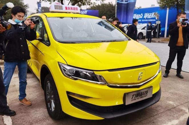 Lifan зайнялася виробництвом електромобілів Geely для таксопарків та корпоративних клієнтів