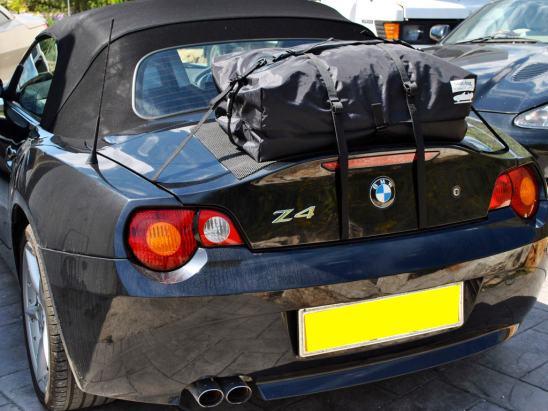 BMW Z4 E85 Gepäckträger Boot-bag Vacation