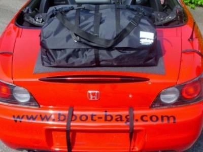Gepäckträger für Audi A5 cabrio