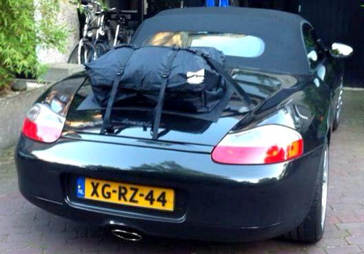 Porsche Boxster Gepäckträger