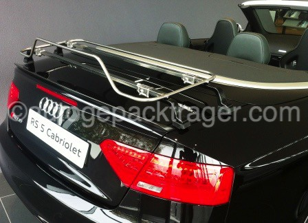 Audi A5 Cabrio Gepackträger