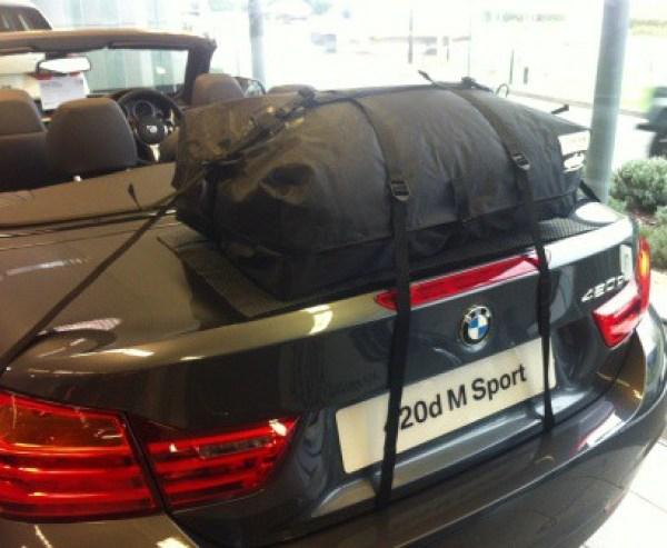 BMW 420d 428i 435i Gepäckträger