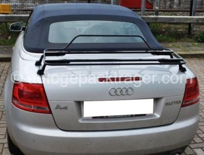 Audi A4 Carbio Gepackträger