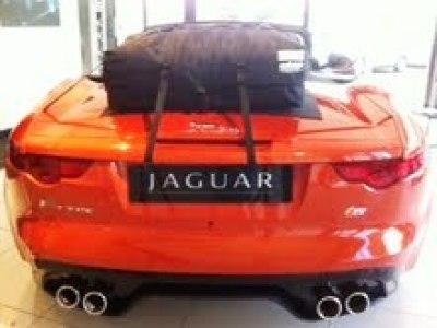 Jaguar F Type Gepäckträger