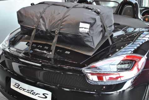 Alfa Romeo Brera Spider Gepäckträger Boot-bag Vacation