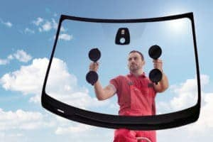 How much does a new windshield replacement cost?