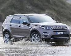 Range Rover Discovery Sports