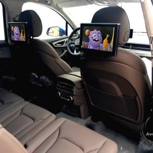 Мониторы Audi Q7 nf