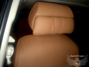 Замена передних сидений на комфортные