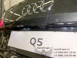 Оригинальная камера Audi Q5